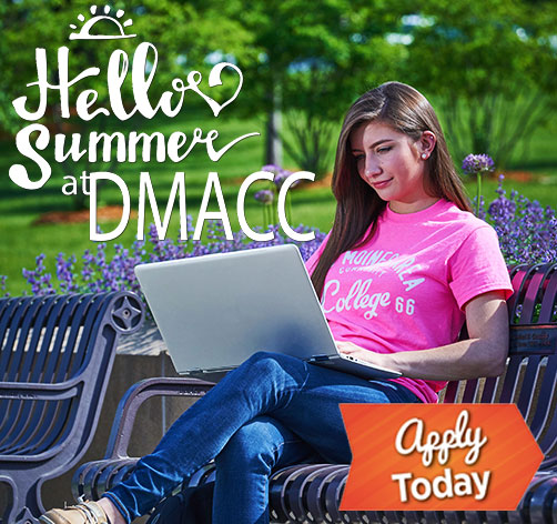 Apply now for summer term!