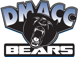 DMACC Bears Logo w/ link to home page