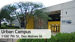Urban Campus, 1100 7th St., Des Moines, IA