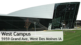 West Campus, 5959 Grand Ave., West Des Moines, IA