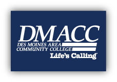 DMACC Logo w/ link to home page