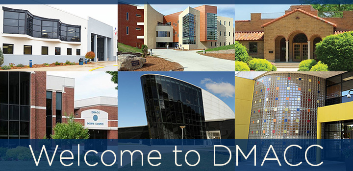 Welcome to DMACC