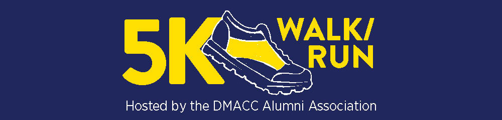SAVE THE DATE! Please join us for 5K walk/run, Saturday, September 28, 2019 at 8 a.m., DMACC Ankeny Campus, 2006 S. Ankeny Blvd, Ankeny, Iowa