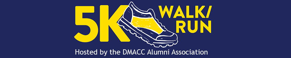 5K Walk/Run Hosted by the DMACC Alumni Association