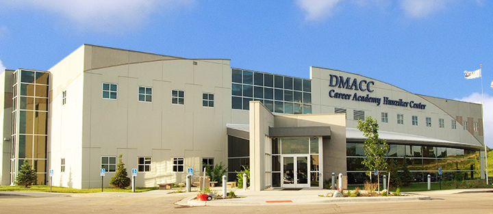 DMACC Ames Career Academy Hunizker Center
