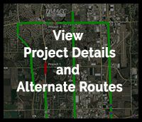 View Project Details and Alternate Routes