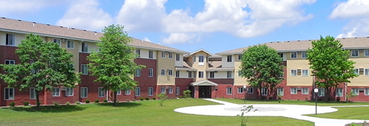 Ankeny's Campus View student housing