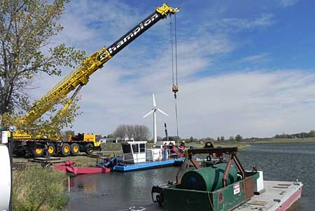 Lake Dredging Renovation