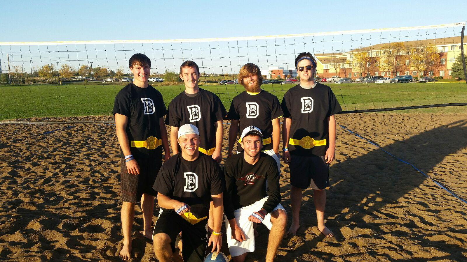 Fall 2015 SVBall Champs 2Bump Chumps