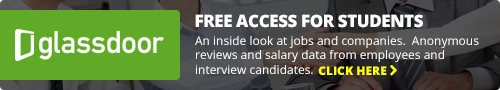glassdoor - Free access for students. An inside look at jobs and companies. Anonymous reviews and salary data from employees & interview candidates.