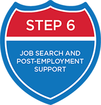 Job Search and Post-Employment Support