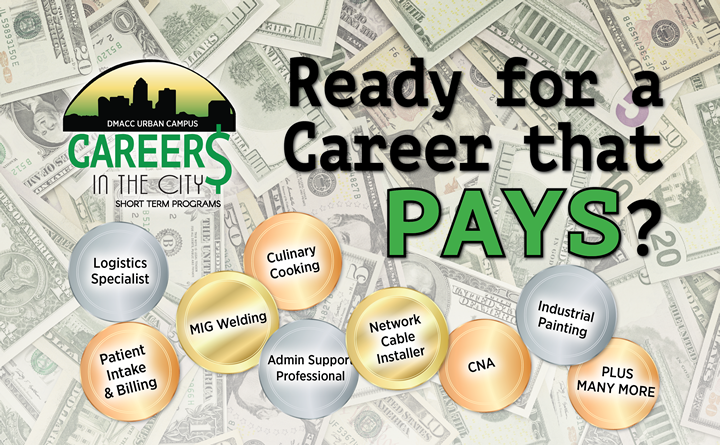 Ready for a career that pays?