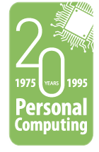 20 Years of Personal Computing