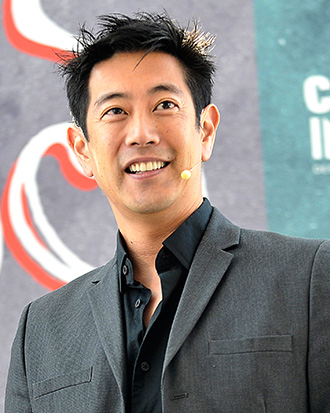 Mix Ethnicity, Grant Imahara, Fun With Girlfriend in ...  |Grant Imahara
