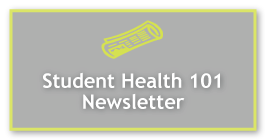 Student Health 101 Newsletter
