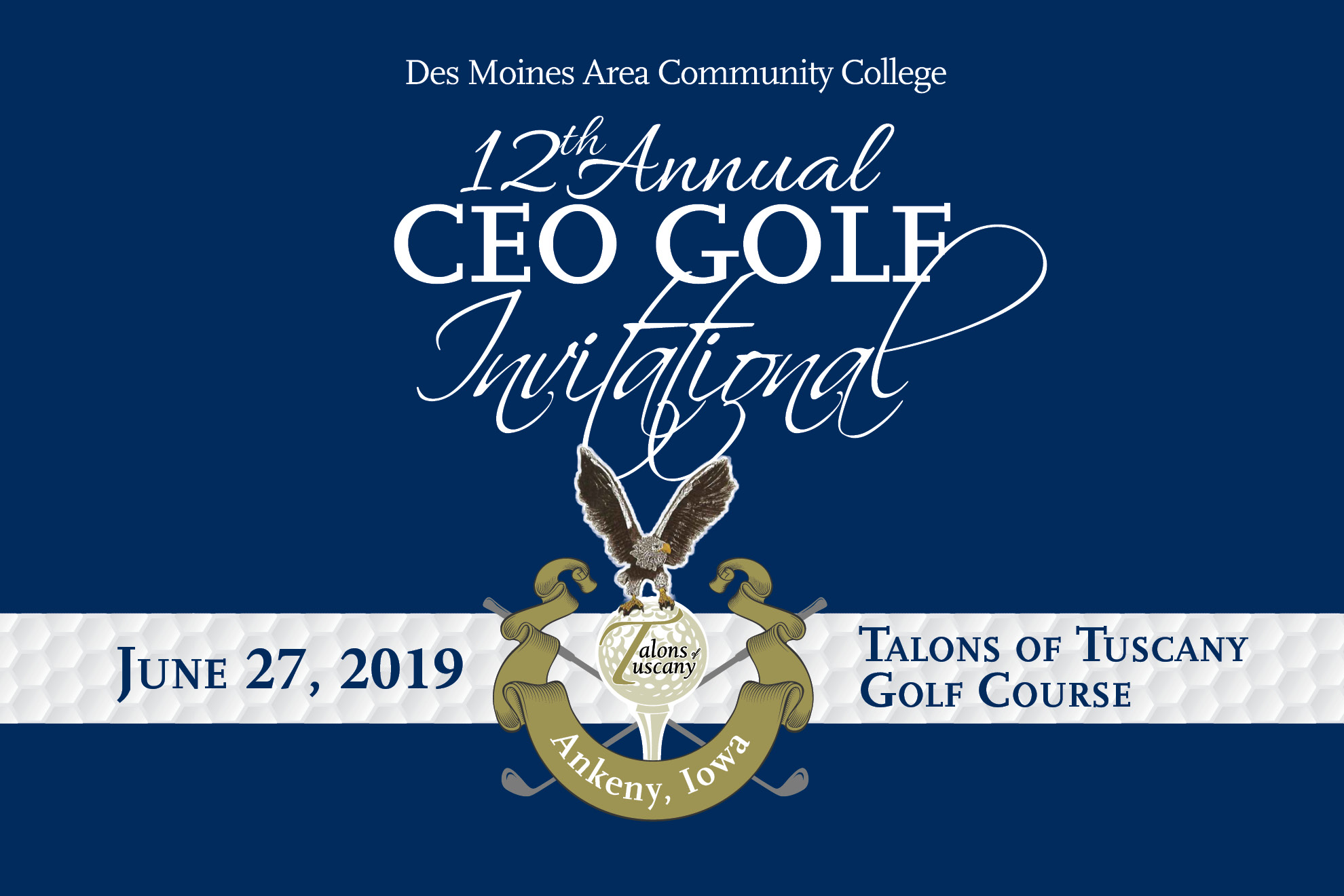 12th Annual CEO Golf Invitational