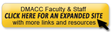 DMACC Faculty and Staff - Click here to Login for access to more resources