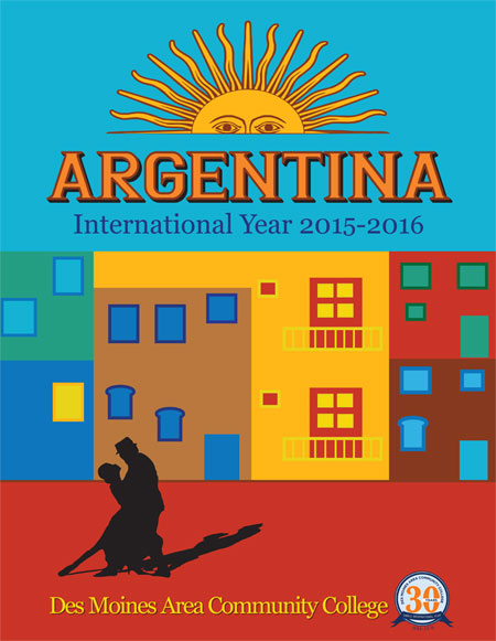 Argentina Year Poster