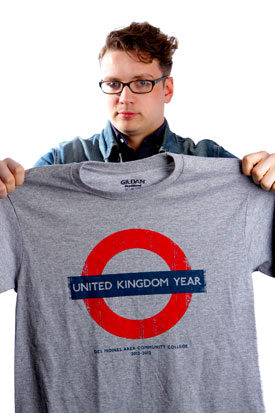 UK T-Shirt Winner