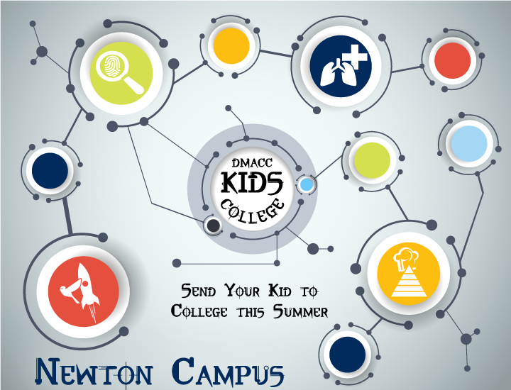 DMACC Kids College Newton Campus