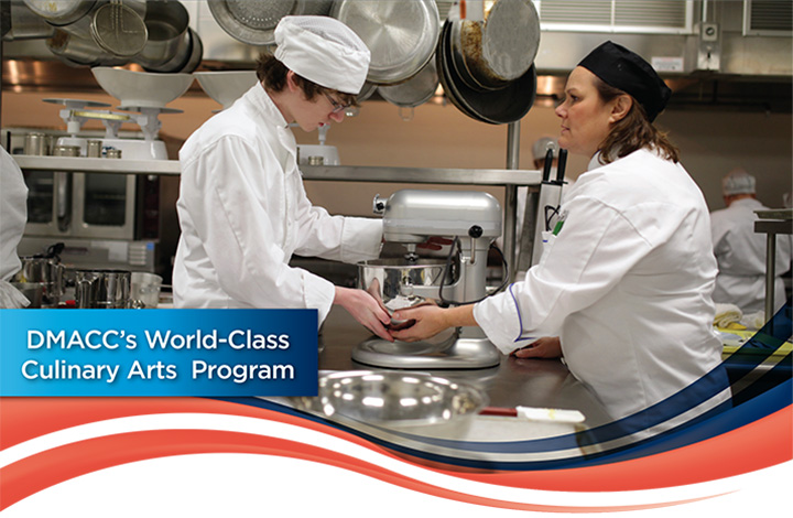 DMACC's World-Class Culinary Arts Program