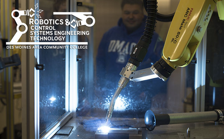Robotics and Control Systems Engineering Technology at DMACC