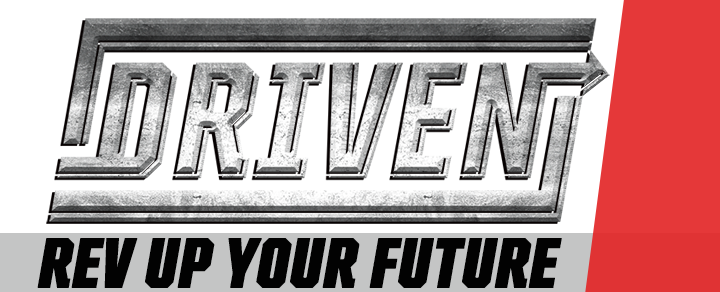 DMACC Driven - Rev Up Your Future
