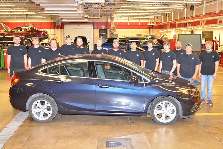 General Motors Asep Program