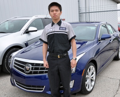 The 25 Year Old Nguyen Lives In Vietnam With His Wife. Nguyen Said He  Looked At The G.M. ASEP Website And Entered The Zip Code Of Des Moines, ...