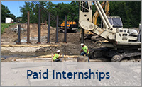 Earn While you Learn with a DMACC Civil Engineering Technology Degree Paid Internship.