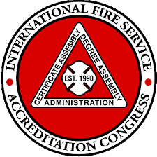 International Fire Service Accreditation Congress logo