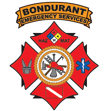 Bondurant Fire Department Logo