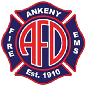 Ankeny Fire Department Logo