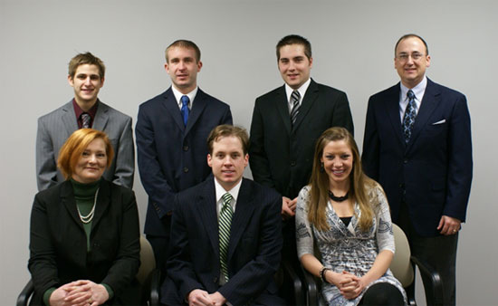 DMACC Mortuary Science Spring Class of 2011