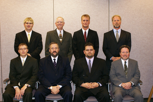 DMACC Mortuary Science Fall Class of 2008