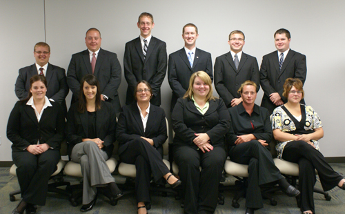 DMACC Mortuary Science Summer Class of 2009