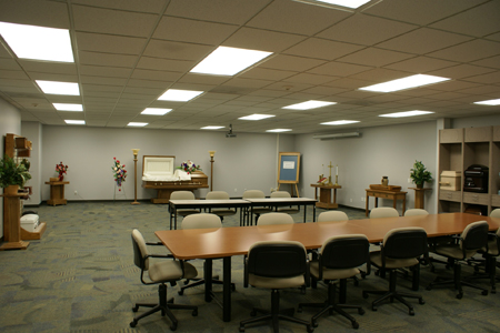 Chapel/Visitation Room