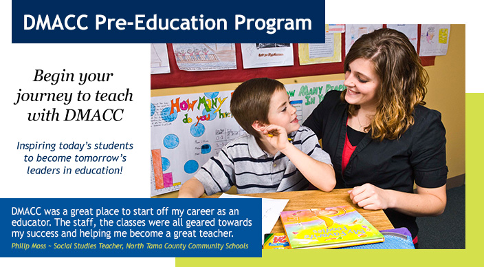 DMACC Pre-Education Program
