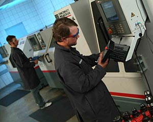 Registered Machinist Apprenticeship Program