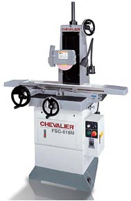Chevalier manual surface grinder