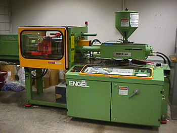 Green molding machine