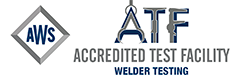 AWS ATF Accredited Testing Facility - Welter Testing