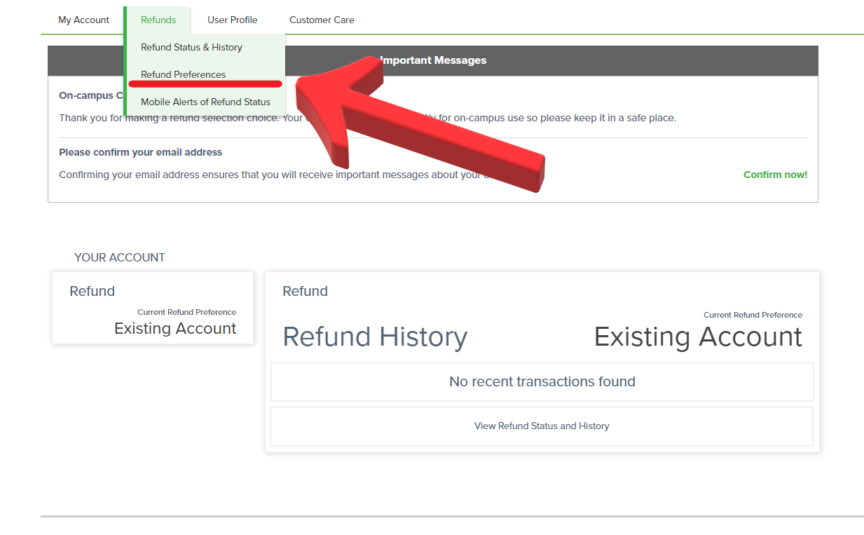 account home REFUNDS marked.png