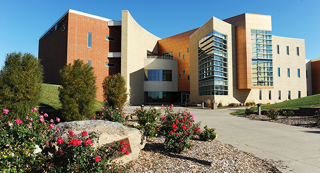 DMACC Ankeny Campus Building