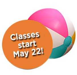 Classes Start May 28