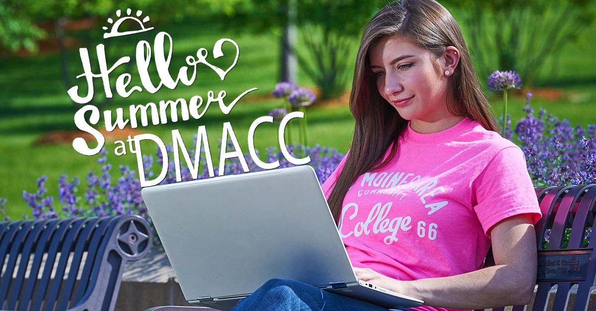 DMACC summer students