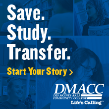 Save. Study. Transfer. Start your Story.