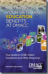 Download the Veterans Education Benefits booklet